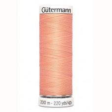 Gutermann Polyester 200meter (coon) 586