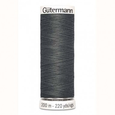 Gutermann Polyester 200meter (coon) 702