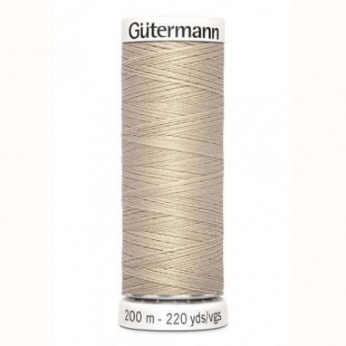 Gutermann Polyester 200meter (coon) 722