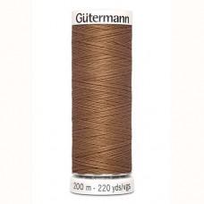 Gutermann Polyester 200meter (coon) 842