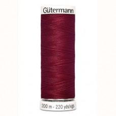 Gutermann Polyester 200meter (coon) 910