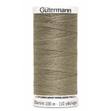 Gutermann Denimgaren 100 mtr (coon) 2725
