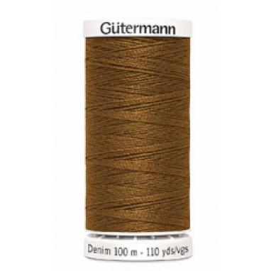 Gutermann Denimgaren 100 mtr (coon) 2040