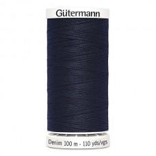 Gutermann Denimgaren 100 mtr (coon) 6950