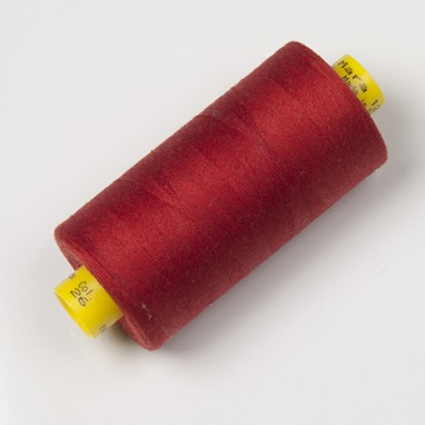 Gutermann 1000 meter advantage spool red