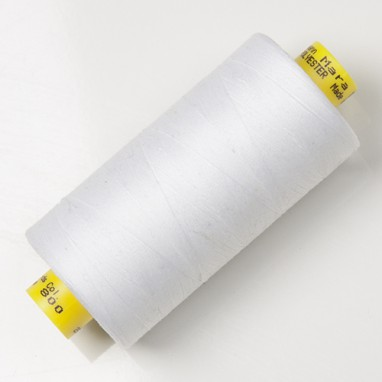 Gutermann 1000 meter advantage spool white