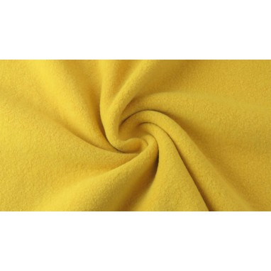 Cotton Fleece Oker