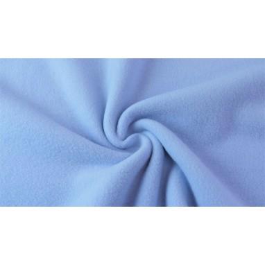 Cotton Fleece Jeans Blue