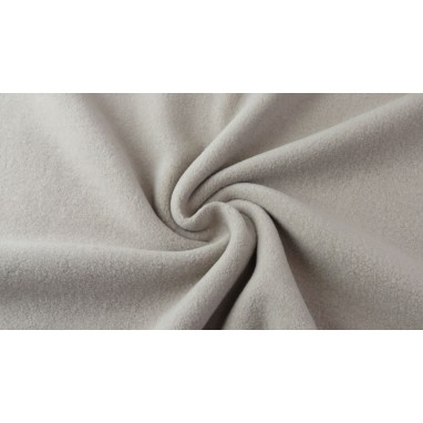 Cotton Fleece Light Taupe