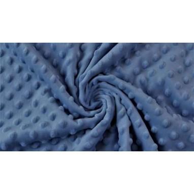 Nicky Fleece Jeans Blue