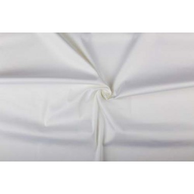 Cotton Satin With Spandex