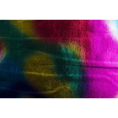 Lame multi color