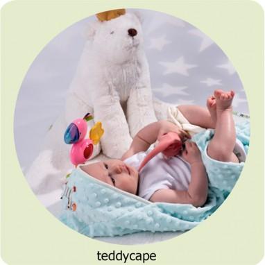 Patroon Baby Teddycape