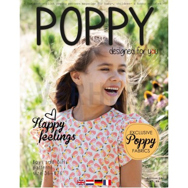 Magazine Poppy Edition 14