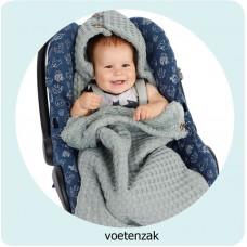 Patroon Baby Voetenzak