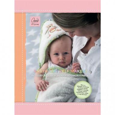 Boek Babyuitzet zelf maken