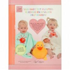 Boek Van baby tot kleuter hardcover