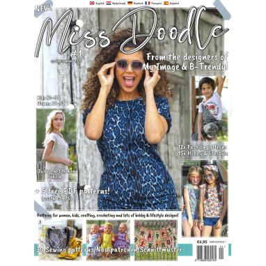 Miss Doodle Magazine 2020